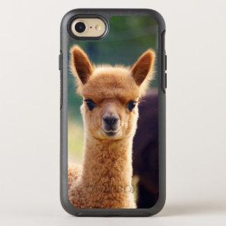 Capa Para iPhone 8/7 OtterBox Symmetry iPhone 6/6s Otterbox de Apple da alpaca do bebê