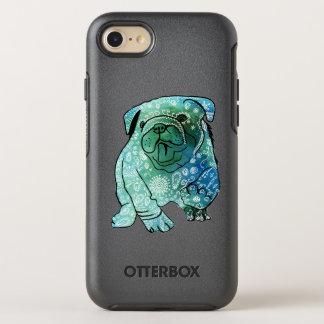 Capa Para iPhone 8/7 OtterBox Symmetry iPhone de Buldog Apple do cão 8/7 de série da