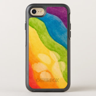 Capa Para iPhone 8/7 OtterBox Symmetry iPhone do orgulho PawPhone - do Otterbox & exemplo