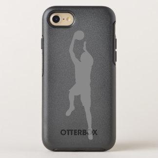 Capa Para iPhone 8/7 OtterBox Symmetry Jogador de basquetebol