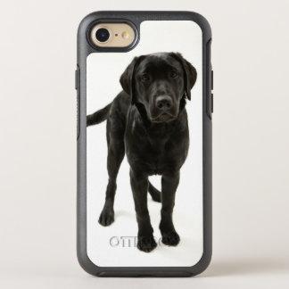 Capa Para iPhone 8/7 OtterBox Symmetry Labrador retriever preto