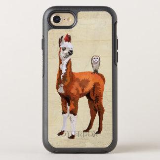 CAPA PARA iPhone 8/7 OtterBox SYMMETRY LAMA & PENAS