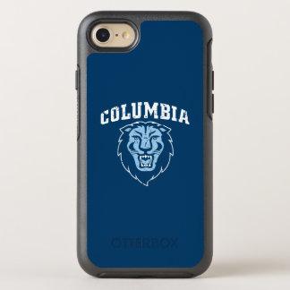 Capa Para iPhone 8/7 OtterBox Symmetry Leões da Universidade de Columbia | - vintage