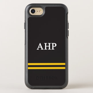 Capa Para iPhone 8/7 OtterBox Symmetry Listra alfa do esporte do ró   de Eta