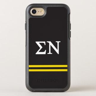 Capa Para iPhone 8/7 OtterBox Symmetry Listra do esporte do NU | do Sigma