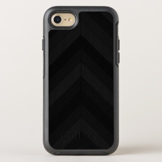 Capa Para iPhone 8/7 OtterBox Symmetry Listras escuras Textured