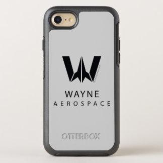 Capa Para iPhone 8/7 OtterBox Symmetry Logotipo do espaço aéreo da liga de justiça |