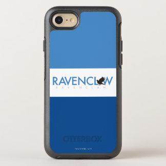 Capa Para iPhone 8/7 OtterBox Symmetry Logotipo do orgulho da casa de Harry Potter  