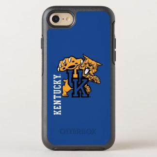 Capa Para iPhone 8/7 OtterBox Symmetry Logotipo dos Wildcats de Kentucky |