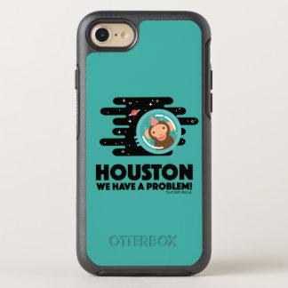 Capa Para iPhone 8/7 OtterBox Symmetry Macaco do espaço