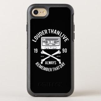Capa Para iPhone 8/7 OtterBox Symmetry Mais ruidosamente então capa de telefone viva de