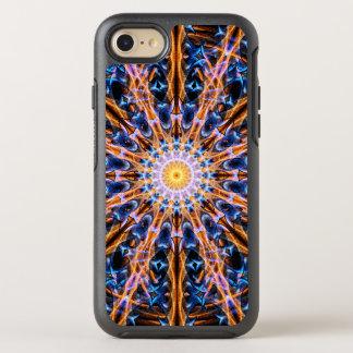Capa Para iPhone 8/7 OtterBox Symmetry Mandala da estrela da alquimia