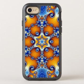 Capa Para iPhone 8/7 OtterBox Symmetry Mandala da vida do oceano