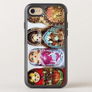 Capa Para iPhone 8/7 OtterBox Symmetry Matryoshkas