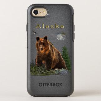 Capa Para iPhone 8/7 OtterBox Symmetry Mercadoria do estado de Alaska