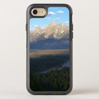 Capa Para iPhone 8/7 OtterBox Symmetry Montanhas de Jackson Hole (parque nacional grande