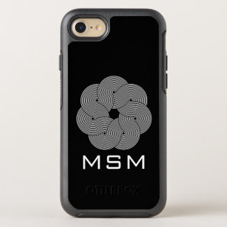 Capa Para iPhone 8/7 OtterBox Symmetry MSM Otterbox Iphone 7/8 de caso