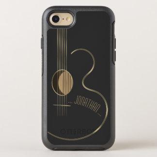 Capa Para iPhone 8/7 OtterBox Symmetry Músico da guitarra acústica