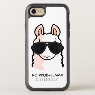 Capa Para iPhone 8/7 OtterBox Symmetry Nenhum Prob-Lama