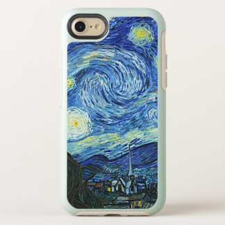 Capa Para iPhone 8/7 OtterBox Symmetry Noite estrelado de Vincent van Gogh