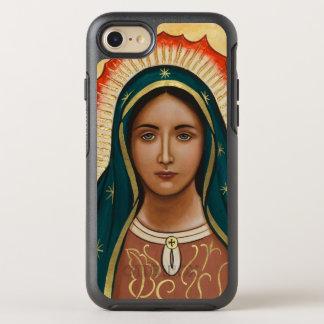 Capa Para iPhone 8/7 OtterBox Symmetry Nossa senhora de Guadalupe