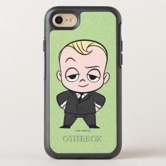 Capa Para iPhone 8/7 OtterBox Symmetry O bebê do chefe | eu não sou nenhum bebê ordinário