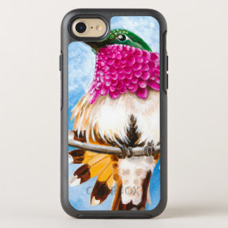 Capa Para iPhone 8/7 OtterBox Symmetry O colibri da costela