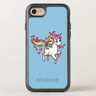 Capa Para iPhone 8/7 OtterBox Symmetry O Llamacorn majestoso