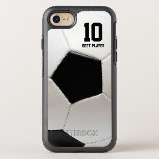 Capa Para iPhone 8/7 OtterBox Symmetry O melhor presente dos esportes do futebol do