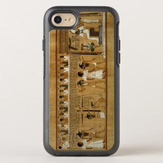 Capa Para iPhone 8/7 OtterBox Symmetry O peso do coração contra a pena de Maat