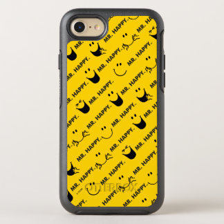 Capa Para iPhone 8/7 OtterBox Symmetry O Sr. Feliz | todo sorri teste padrão
