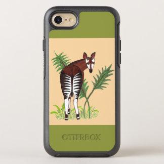 Capa Para iPhone 8/7 OtterBox Symmetry Okapi