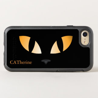 Capa Para iPhone 8/7 OtterBox Symmetry Olhos de gato modernos