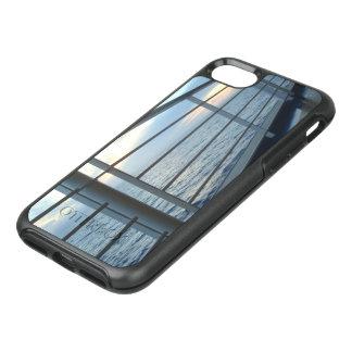 Capa Para iPhone 8/7 OtterBox Symmetry Opinião nivelada da plataforma no nascer do sol