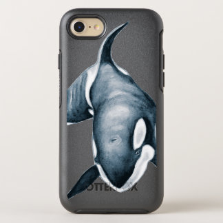 Capa Para iPhone 8/7 OtterBox Symmetry Orca solitária