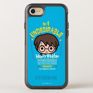 Capa Para iPhone 8/7 OtterBox Symmetry Os desenhos animados Harry Potter quiseram o