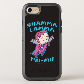 "Capa Para iPhone 8/7 OtterBox Symmetry Os titã adolescentes vão! | Starfire ""Shamma Lamma"