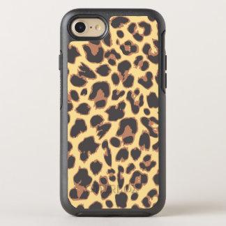 Capa Para iPhone 8/7 OtterBox Symmetry Padrões da pele animal do impressão do leopardo