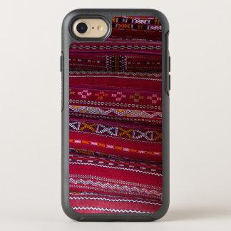 Capa Para iPhone 8/7 OtterBox Symmetry Padrões do travesseiro de matéria têxtil