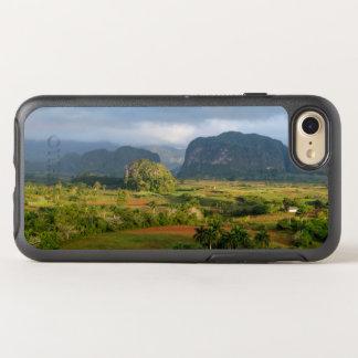 Capa Para iPhone 8/7 OtterBox Symmetry Paisagem panorâmico do vale, Cuba