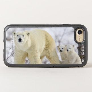 Capa Para iPhone 8/7 OtterBox Symmetry Parque nacional de Wapusk, Canadá