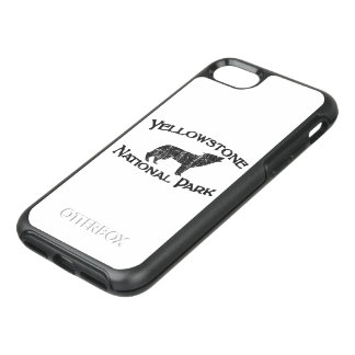 Capa Para iPhone 8/7 OtterBox Symmetry Parque nacional de Yellowstone