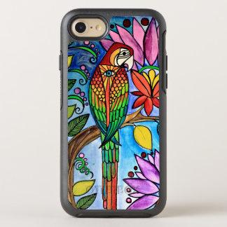 Capa Para iPhone 8/7 OtterBox Symmetry Pássaro de Birdy