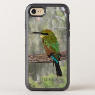Capa Para iPhone 8/7 OtterBox Symmetry Pássaro do abelha-comedor do arco-íris, Austrália