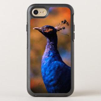 Capa Para iPhone 8/7 OtterBox Symmetry Pavão azul