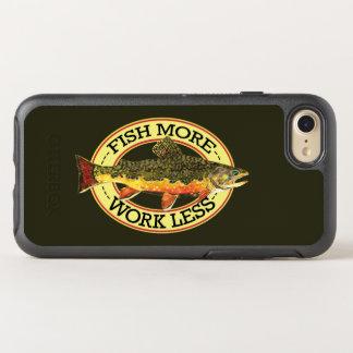 CAPA PARA iPhone 8/7 OtterBox SYMMETRY PESQUE MAIS - TRABALHO MENOS