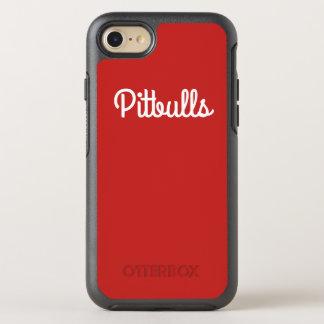 Capa Para iPhone 8/7 OtterBox Symmetry Pitbulls