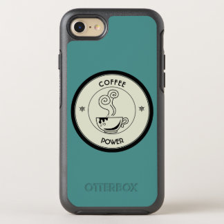 Capa Para iPhone 8/7 OtterBox Symmetry Poder do café