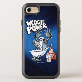 Capa Para iPhone 8/7 OtterBox Symmetry Poder do capitão Cuecas   Wedgie