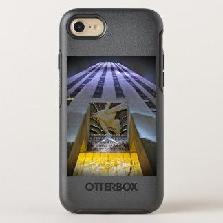 Capa Para iPhone 8/7 OtterBox Symmetry Ponte maravilhosa de Manhattan - de Queensboro
